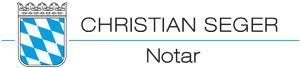 Notar Christian Seger